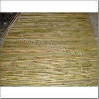 Buy cheap Garden bamboo fencing -wire lines woven inside from wholesalers