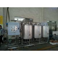 Buy cheap Coconut Milk CIP Washing System For Water Treatment Improve Product Safety from wholesalers