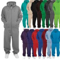 Buy cheap Plus Size Cotton Polyester Track Suits , Blank Mens Jogger Tracksuit Multicolor from wholesalers