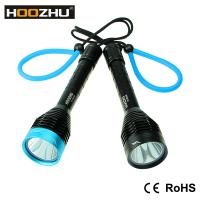 Buy cheap Hoozhu   D11 Max 1000lm Waterproof 100m Diving Light from wholesalers