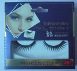 Buy cheap Natural False Eyelash 3D hand-made private label mink eyelashes K06 from wholesalers