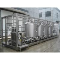 Buy cheap SUS304 Small Scale Yogurt Production Line Automatic 50HZ / 60HZ 40 MPa from wholesalers