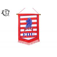 Buy cheap NCAA FDU Knights Multicultural Flag Banners Size 9 x 15'' Polyester Sublimation Printed from wholesalers