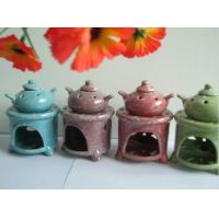 Quality Aoqi Factory promotional ceramic aroma burner for sale