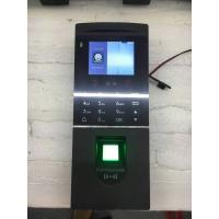 Buy cheap Smart Facial Biometric Recognition Products / Biometric Time Attendance Machine from wholesalers