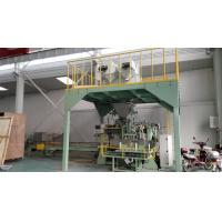 Buy cheap Gravel / Feed Bagger Fully Auto Bagging Machines With Pneumatic Driven from wholesalers