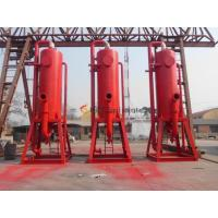Buy cheap Poor Boy Mud Liquid Gas Separator for City Tunnelling boring system & Oil Gas drilling system from wholesalers