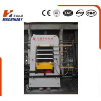 Buy cheap Hot Press Multilayer Press Plywood Processing Machine / Plywood Making Machine from wholesalers