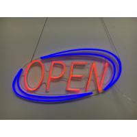"Buy cheap Open Sign LED Neon Sign for Business Displays: LED Neon Light Sign 19.7"" x 10.8 product"