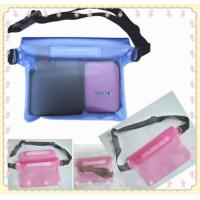 Buy cheap pvc Waterproof bag, pockets, measure 220*155mm product