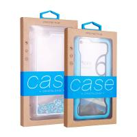 Buy cheap Mobile Case Personalised Mailing Boxes PET PVC Window Eco Friendly Offset Printing from wholesalers