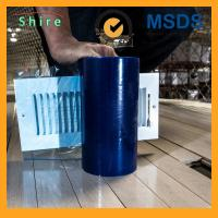 Buy cheap Duct Film Duct Protection Film Blue Color Duct Protection Film from wholesalers