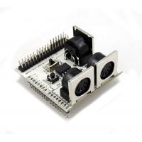 Buy cheap MIDI Shield for Arduino  (2.25 x 2.10  (57.15 x 53.34 mm) ) from wholesalers