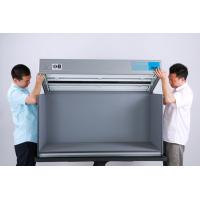 Buy cheap TILO CE Approval P120 large size color light cabinet / light booth with 120cm from wholesalers