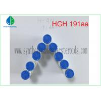 Buy cheap Muscle Building Hgh Human Growth Hormone Peptide Somastim 16iu Vial 5vials Per Kit from wholesalers