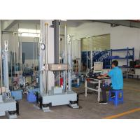 Buy cheap Long Duration Half Sine Shock Tester Equipment For Product Packages Impact Testing from wholesalers