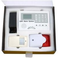 Buy cheap auto-dial wireless PIR sensors gsm mms alarm system with Photo-Taking from wholesalers