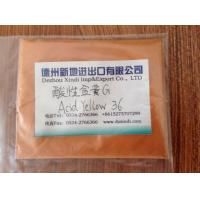 Buy cheap Acid yellow 36 from wholesalers