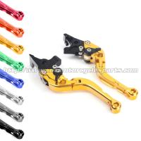 Buy cheap CNC Billet Motorcycle Brake Clutch Lever For Kawasaki ZX6 636 Shorty Levers from wholesalers