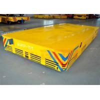 Buy cheap large dimension plastic injection transfer cart on concrete floor from wholesalers