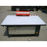 Buy cheap Well Insulating Glass Heated Roller Press , Single Side Hot Press Machine from wholesalers