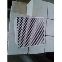 Buy cheap Mullite Thin Fireplace Refractory Brick , Fire Resistant Bricks Stove Fire Rated from wholesalers