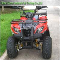 Buy cheap 4 Stroke Air Cooled Mini Quad Mini ATV 110CC with Rear Mirror from wholesalers