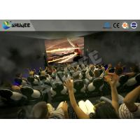 Buy cheap Modern Interactive 7D Cinema Simulator 7D Kino System  Sale For Greece product