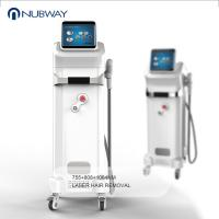 Buy cheap 800W Germany laser bars Medical CE approved alexandrite laser hair removal from wholesalers