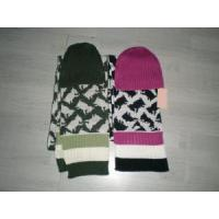 Buy cheap Knitted Scarf and Hat from wholesalers