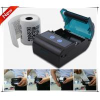 Buy cheap Android bluetooth thermal Printer/ portable mini mobile Printer/58mm receipt pos printer from wholesalers