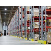 Buy cheap Q235B Heavy Duty Storage Racks And Shelves 1000 - 3000kg Per Layer Load from wholesalers