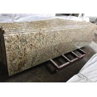 High Density Prefab Granite Kitchen Countertops / Kitchen Island Countertop