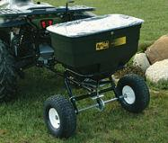 Buy cheap towable grass seed spreader from wholesalers