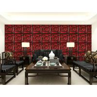 Buy cheap Home Wall European Style Wallpaper Contemporary Mural Leather 3D Wall Panel for from wholesalers