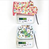 Buy cheap Soft  Cotton Fabric Custom Oven Mitts , Long Oven Mitts With FDA Approved product
