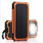 Buy cheap Dual Usb Solar 20000mah Waterproof Power Bank High Capacity Customized Design from wholesalers