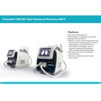 Buy cheap Female SHR IPL Laser Hair Removal Machine With Sapphire Cooling from wholesalers