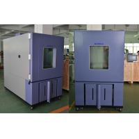 Buy cheap Stability High And Low Temperature Test Chamber With Safety Lock , Environmental Protection from wholesalers