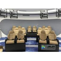 Buy cheap Deeply Immersion 5D Cinema System Widely Applying In Cinemas, Science Museums product