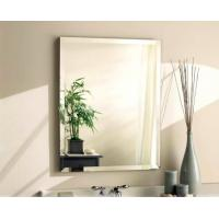 Buy cheap Rectangle 5mm Automobile Tinted Mirror Glass Coated With Silver And Copper from wholesalers