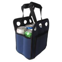 Buy cheap Customized Neoprene Beer Bottle Cooler Bag / Beer Stubby Holders from wholesalers