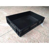 Buy cheap conductive plastic polypropylene crate 600*400*120 from wholesalers