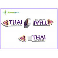 Buy cheap 16GB / 32GB Printed LOGO Customized USB Flash Drive For Windows Vista from wholesalers