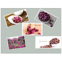Buy cheap DRIED ROSE PETALS, DRIED ROSE FLOWER , DRIED RED ROSE BUDS, Flos rosae rugosae, from wholesalers