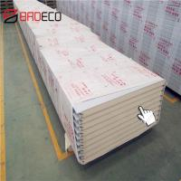 Buy cheap China Reliable Manufacturer PU Foam Sandwich Wall Panels from wholesalers