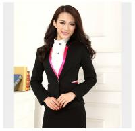 Buy cheap Women Corporate Uniforms Crease-resist Manager Uniform 25% cotton Fiber 35% from wholesalers