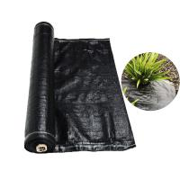 Buy cheap Circular Weaving Polypropylene Ground Cover , Landscape Ground Cover Fabric from wholesalers