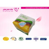 Buy cheap Ultra ThinSoft CottonSanitary PadsWith Anion Herbal Chips OEM / ODM Acceptable product
