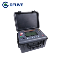 Buy cheap IP65 10kv High Voltage Insulation Tester For Transformer from wholesalers